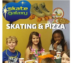 Skate/Pizza Party Package