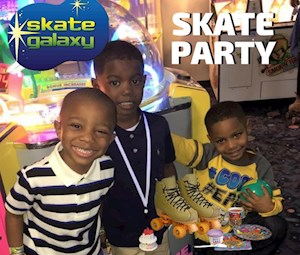 Skate Party Package