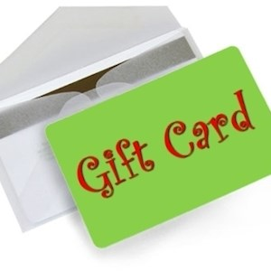 $20.00 Gift Card for $14