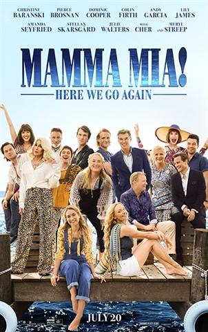 Mama Mia! Here We Go Again