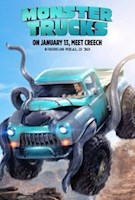 1/13/17  Looking for any way to get away from the life and town he was born into, Tripp (Lucas Till), a high school senior, builds a Monster Truck from bits and pieces of scrapped cars. After an accident at a nearby oil-drilling site displaces a strange and subterranean creature with a taste and a talent for speed, Tripp may have just found the key to getting out of town and a most unlikely friend.