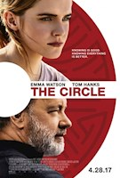A woman lands a dream job at a powerful tech company called the Circle, only to uncover a nefarious agenda that will affect the lives of her friends, family and that of humanity.