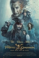 Captain Jack Sparrow is pursued by an old nemesis, Armando Salazar, who along with his Spanish Navy ghost crew has escaped from the Devil's Triangle, and is determined to kill every pirate at sea. Jack must seek the Trident of Poseidon, a powerful artifact that grants its possessor total control over the seas, in order to defeat Salazar.