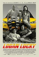 Comedy, Crime, Drama -  Two brothers attempt to pull off a heist during a NASCAR race in North Carolina.
