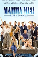 Comedy, Musical -   In this sequel to Mamma Mia!, Sophie learns about her mother's past while pregnant herself.