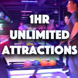 1hr Unlimited Attractions