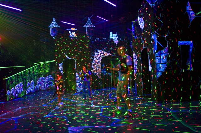 Laser Tag Party $229