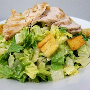 Salad w/Grilled Chicken