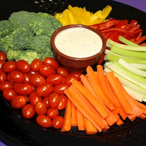 Veggie Dip 1/2 Tray