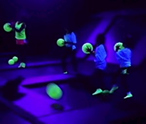 Neon Jump Night - Friday