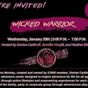 Wicked Warrior Event - 1/29