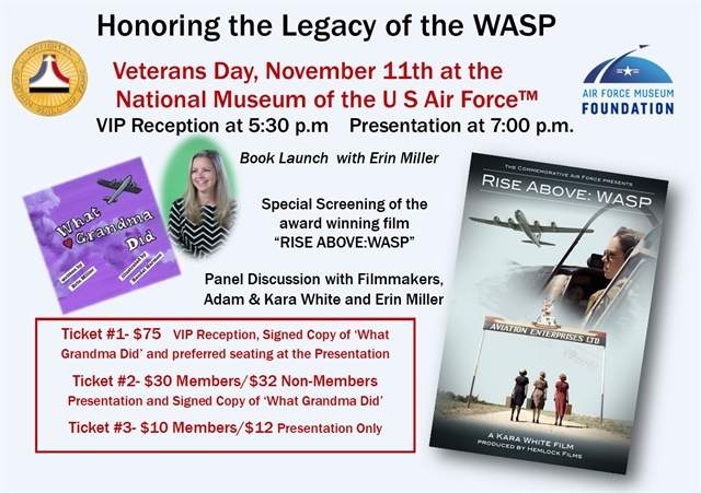 Honoring the Legacy of the WASP