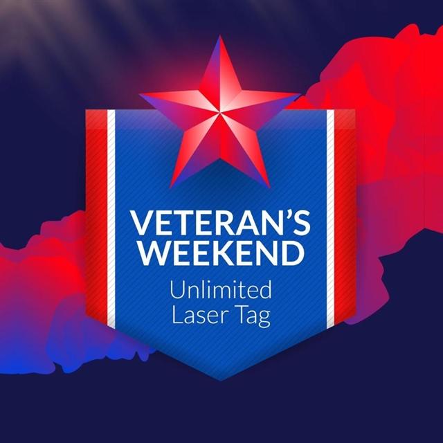 Laser Tag - Veteran's Day Web