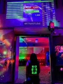 Laser Tag - 3 Games Web