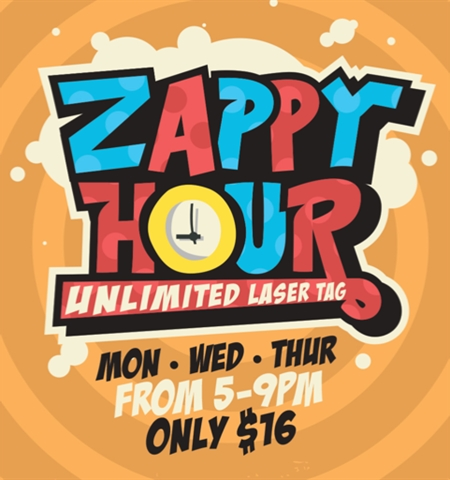 Laser Tag - Zappy Hour Web