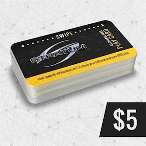 Play Card $5