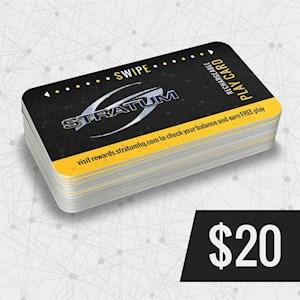 Play Card $20