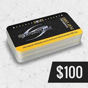Play Card $100
