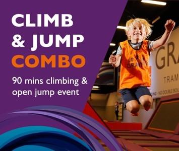 Climb Then Jump Combo Online