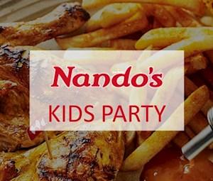 Nando's Bounce Party