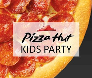 Pizza Hut Bounce Party