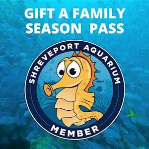 Family of 4 Season Pass Gift Card