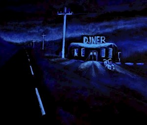 Dine in for Halloween