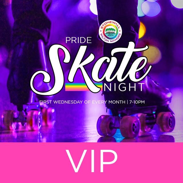 Stonewall Pride Skate VIP
