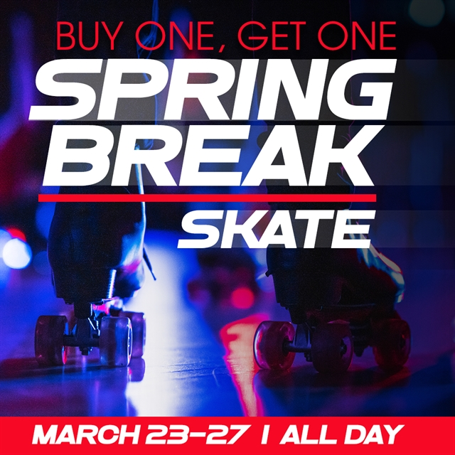 Spring Break Skate