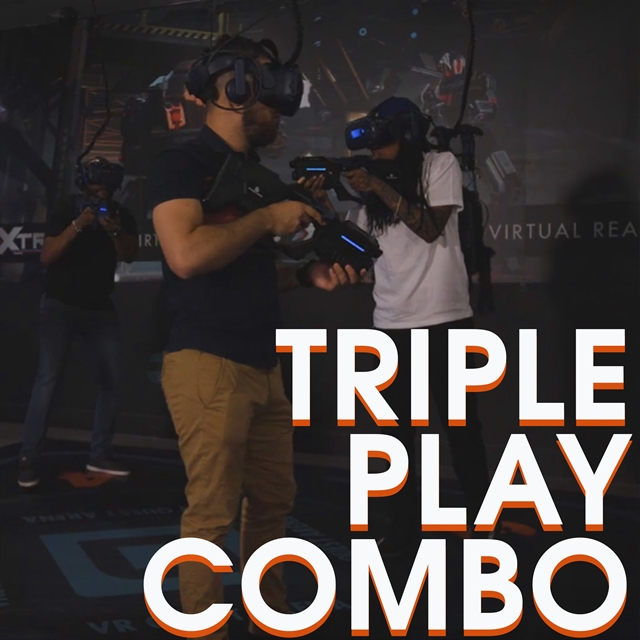 Triple Play Combo - Adult