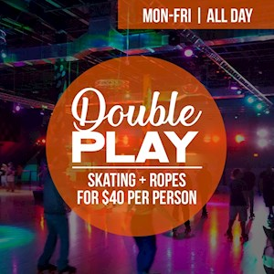 Double Play Skating & Ropes