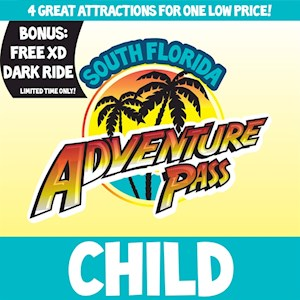 SF Adv Pass Sale - Child