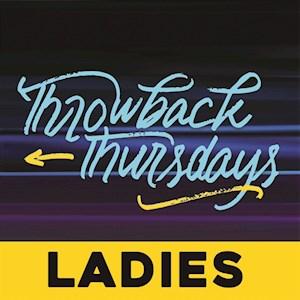 Throwback Thursday Ladies Skate Party