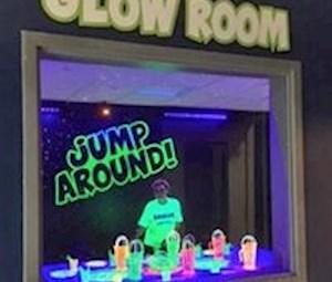 20 Person Jump Around GLOW!