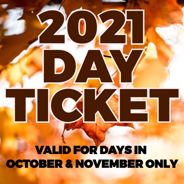 2021 Aquatober Ticket