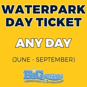 2021 Waterpark Day Ticket