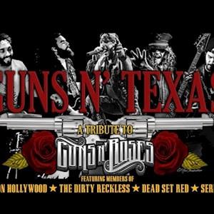 Guns N' Texas Concert