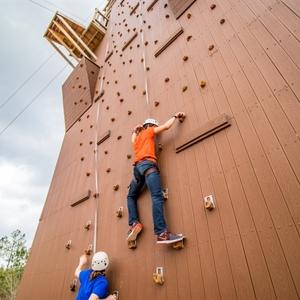 Cougar Climb