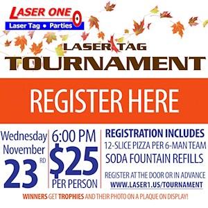 Christmas Tournament 1 player