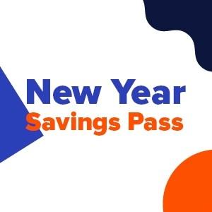 New Year Savings Pass