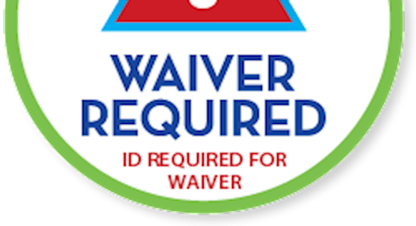 Sign a Waiver