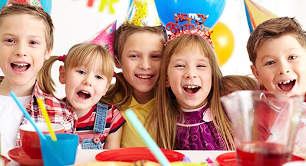 Book a Birthday Party!