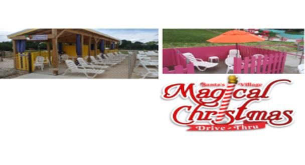 Magical Christmas Drive-Thru Experience