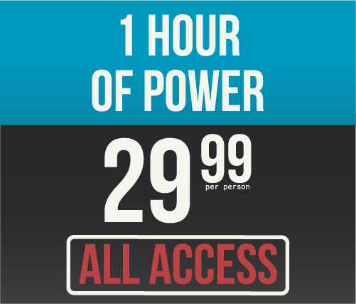 All Access - 1 Hour of Power