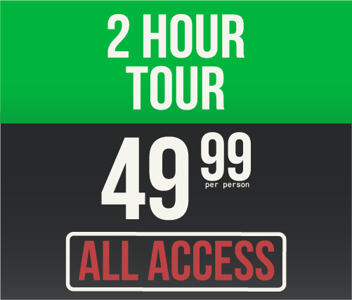 All Access - 2 Hour Tour