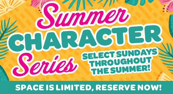10/26/19 Character Breakfast