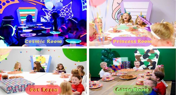 Book a Cabana or Birthday Party Online!!!