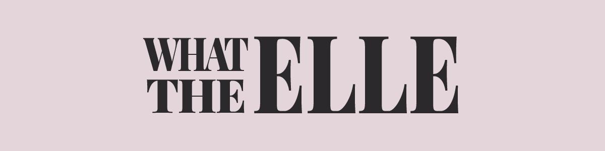 What the Elle logo