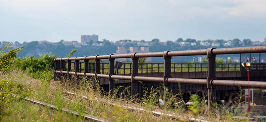 High line at the rail yards opening september 21 list image