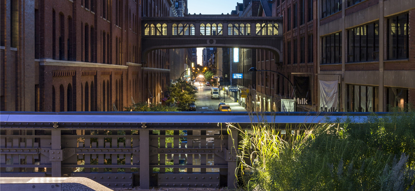 Photo of the week the high line after dark list image